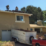 Roofing Project in San Diego